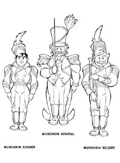 find this pin and more on wizard of oz party wizard of oz coloring pictures