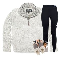 """""""&&;; I'm missin you"""" by mmprep on Polyvore featuring True Grit, NIKE, Kate Spade, PhunkeeTree, Felony Case, tarte, MAKE UP FOR EVER, NARS Cosmetics, UGG and Kendra Scott"""