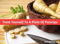 TreatYourselfToAPlateofParsnips
