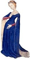 womens' medieval garb and a brilliant blog