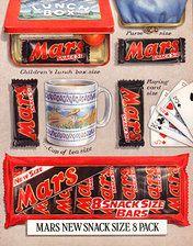 1990's Mars ad