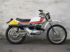 Habermann & Sons Classic Motorcycles and more: Photo Vintage Motorcycles, Cars And Motorcycles, Old Cycle, Enduro Motorcycle, Trial Bike, Bike Trails, Dirt Biking, Vintage Motocross, Old Bikes