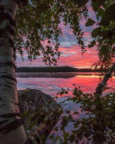 Water Lighting, Beautiful Morning, Off The Wall, Off Colour, Bellisima, Finland, Foto E Video, Sunrise, Beautiful Places