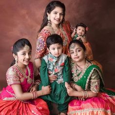 Some Uber Cute Kids Outfits And Where To Buy Them Half Saree Lehenga, Kids Lehenga, Sarees, Lehenga Gown, Saree Blouse, Kids Dress Wear, Dresses Kids Girl, Kids Wear, Baby Dresses