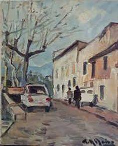 Alceu Ribeiro, óleo paisaje de Bunyola Painting, Art, Scenery, Art Background, Painting Art, Kunst, Paintings, Performing Arts, Painted Canvas
