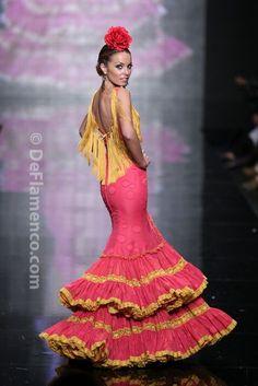 Fotografías Moda Flamenca - Simof 2014 - Carmen Vega 'Flamencas de aqui y alla' Simof 2014 - Foto 12