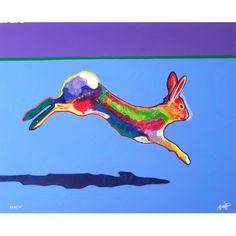 Swifter (Rabbit) by John Nieto