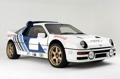 I came of age in the days when rally cars spat fire and looked nothing like the cars you saw on the road. In those days the RS200 was my dream car.