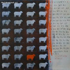 Counting Sheep - Dick Lubbersen