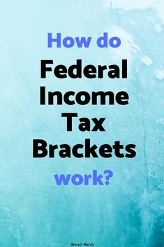 Federal Tax Guide For 2020 Federal tax