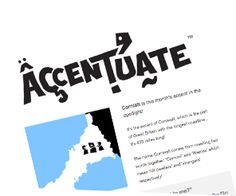 Laugh your accents off with Accentuate, the simple but hilarious board game to play with family and friends. Buy it here.