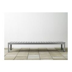 FALSTER Chaise - gray - IKEA