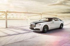 Rolls Royce Wraith on Behance