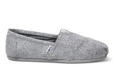Grey Tweed Men's Classics side