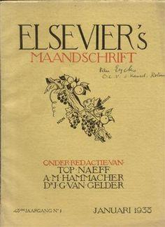 Elsevier's maandschrift