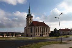 Moved Church of Most – Most, Czechia - Atlas Obscura