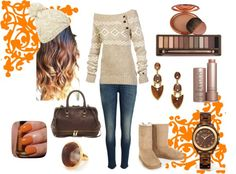 """""""Cozy and Warm"""" by ammurillo on Polyvore"""