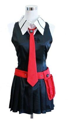 FOCUS-COSTUME Akame Ga Kill! Akame Cosplay Costume * For more information, visit image link.