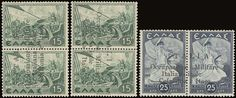 ITALIA Occupazione Militare isole Cefalonia e Itaca on 1937 Historical issue stamps.