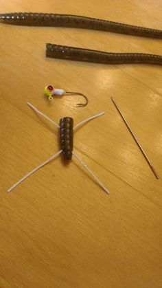 homemade fishing lure