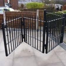 Image result for 1930s semi front gardens uk driveway and pedestrian gate