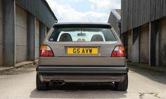 VW Golf Mk2 Syncro R32 Mk5 engined G5 AVW - VW Golf Mk2 Syncro R32 Mk5 engined