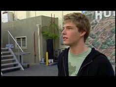 "Hunter Parrish - Video: The Real Hunter Parrish. ""I was born in Richmond Virginia when I was... Zero!"""