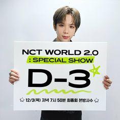 World 2020, Music Channel, Cute Eyes, The Millions, Winwin, Dream Guy, Make A Wish, Taeyong, Boyfriend Material