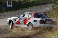 Gerd Dicks / Dani Portela - Toyota Celica TCT Gruppe B 1986 - Eifel Rallye Festival Daun - Shakedown Mantaloch Toyota Celica, Rallye Wrc, Die Eifel, Rally Raid, Ae86, Japan Cars, Trd, Audi Quattro, Cars And Motorcycles