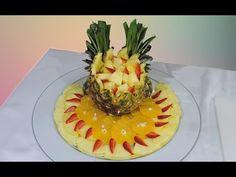 Best fruit salad for party food art palm trees 40 ideas Fruit Centerpieces, Fruit Decorations, Edible Arrangements, Fruit Display Tables, Veggie Display, Best Fruit Salad, Dressing For Fruit Salad, Fruit Juice Recipes, Fruit Snacks