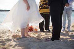 la manina : sunset wedding @ magic island hawaiian beach weddings deutschsprachige hochzeitsplanung auf oahu, hawaii