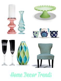 Spring Fashions Trends for the Home