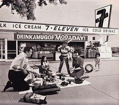 Old 7-Eleven convenience store