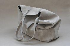 ledertasche, detailbedacht