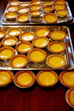 hongkong egg tarts