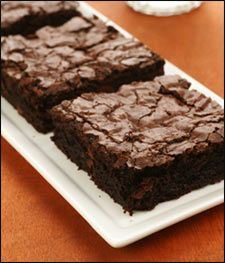 Carob Brownie Cake - I am making this right now … Can't wait to taste the batter and not get salmonella.