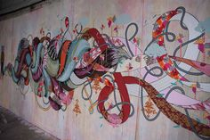 Supakitch & Koralie by chakotaoutlines, via Flickr