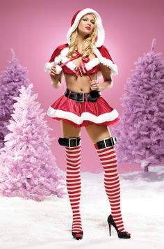 #christmas, #lingerie