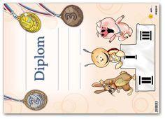 diplomy dětské - Hledat Googlem