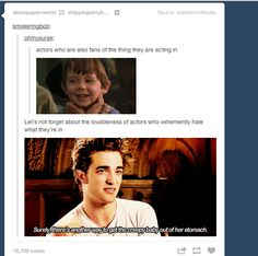 Robert Pattinson& vicious hate for Twilight gives me life My Tumblr, Tumblr Funny, Funny Memes, Hilarious, Silly Memes, Robert Pattinson, Twilight Hate, Twilight Jokes, Twilight Saga Quotes