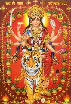 Bhagwan Ji Help me: Hindu Goddess Durga Mata Beautiful Pictures Gallery Durga Puja, Durga Kali, Shri Hanuman, Durga Goddess, Krishna Hindu, Baby Krishna, Shiva Shakti, Shiva Art, Hindu Art