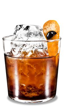 The Black Russian Orange is a zesty twist on a sophisticated classic!