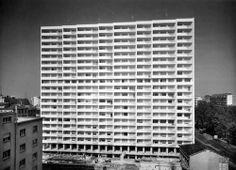 Piero Bottoni, Palazzo ina, Milano 1953
