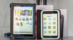 Tablets Nook HD e Nook HD+