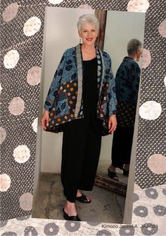MIEKO MINTZ - Women's Beautiful Clothing and Accessories. Upcycled kantha quilts