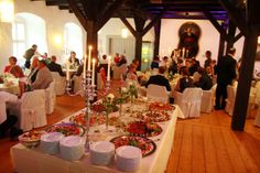 Hochzeitsbuffet