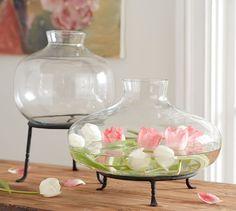 Irving Glass Vases | Pottery Barn