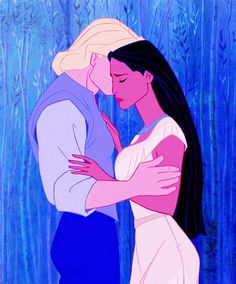 In a perfect world, the Disney Pocahontas story would be true and her and Smith ended up together.