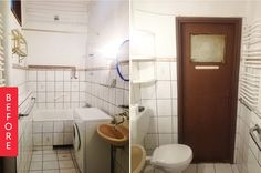 Before and After: A