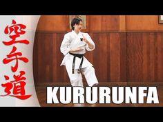 Kururunfa Shito Ryu - YouTube Shito Ryu Karate, Goju Ryu Karate, Karate Kata, Shotokan Karate, Tang Soo Do, Aikido, Judo, Self Defense, Martial Arts